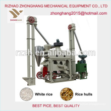 Full auto mini rice mill plant
